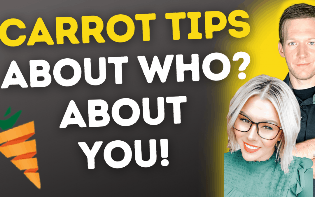 Investor Carrot Tip #8 🥕 Your About Us Page Is More Important Than You Think